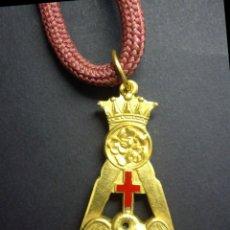 Militaria: MASONERIA - ORDEN DE LOS ROSACRUCES - ESMALTADA. Lote 237646210