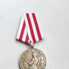 Militaria: 2. ALBANIA. MEDALLA DE LA LIBERACIÓN.1945. Lote 237692915