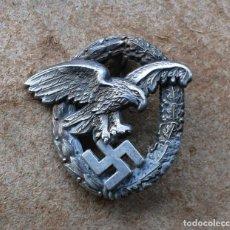Militaria: INSIGNIA DE OBSERVADOR.BEOBACHTERABZEICHEN. Lote 238867875