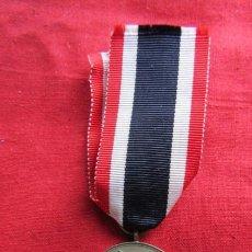 Militaria: MEDALLA CONDECORACIÓN ALEMANA ORDEN POR MÉRITO DE GUERRA II SEGUNDA GUERRA MUNDIAL III REICH ALEMÁN. Lote 239375325