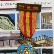 Militaria: MEDALLA CAMPAÑA IFNI SAHARA. Lote 239828450