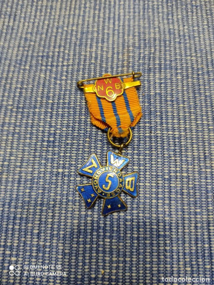 MEDALLA DINAMARCA (Militar - Medallas Internacionales Originales)