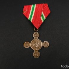 Militaria: ANTIGUA MEDALLA INDEPENDENCIA BULGARIA 1908. Lote 240478725