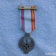 Militaria: MEDALLA VOLUNTARIOS DIVISIÓN AZUL, EXCELENTE COPIA CON PRENDEDOR.. Lote 241538390