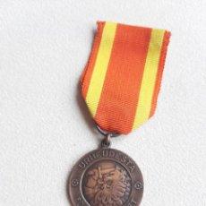Militaria: WW2. FINLANDIA. MEDALLA DE LA LIBERTAD. GUERRA DE INVIERNO. 1939. Lote 242059560