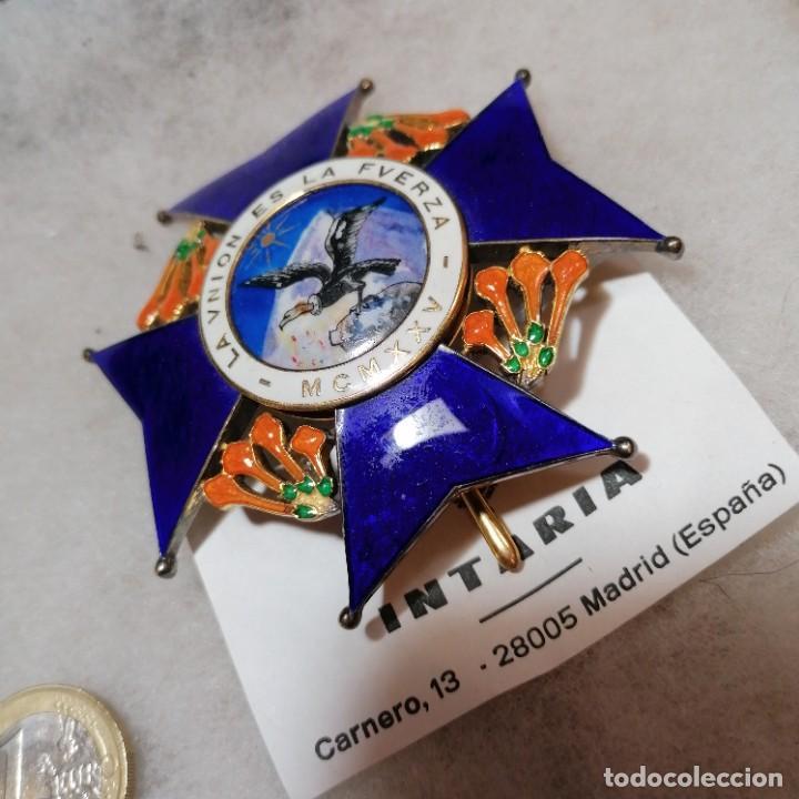 Militaria: Orden al mérito del Condor de Bolivia - Foto 2 - 242935330