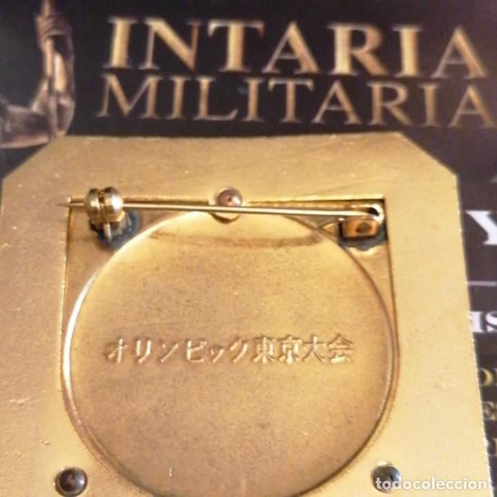 Militaria: Medalla de Jefe de delegación olímpica en Japón 1964 - Foto 5 - 242936215