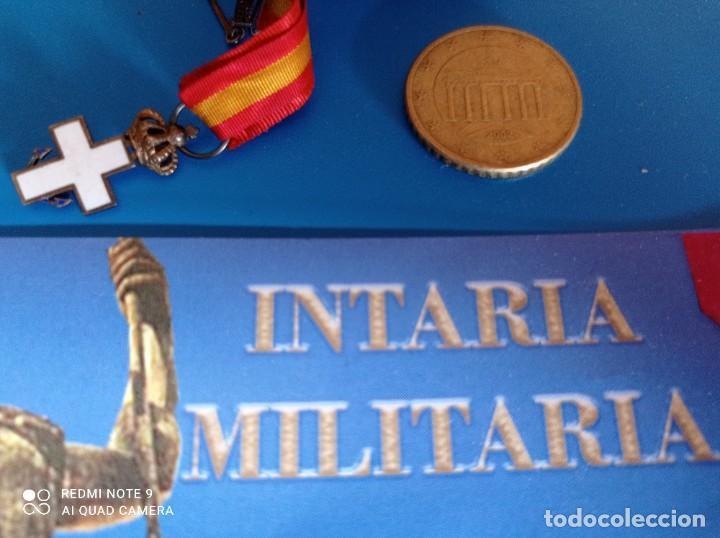 Militaria: Orden del mérito naval en miniatura - Foto 3 - 243386000