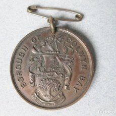 Militaria: MEDALLA - MEDAL TO CONMEMORATE THE INCORPORATION OF COLWYN ASA BOROUGH 1934. Lote 244845335