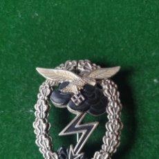Militaria: PLACA DE ASALTO TERRESTRE DE LA LUFTWAFFE. ALEMANIA NAZI. Lote 245366930