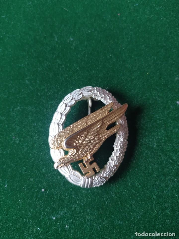 PLACA DE PARACAIDISTAS ALEMANES. ALEMANIA NAZI (Militar - Reproducciones y Réplicas de Medallas )