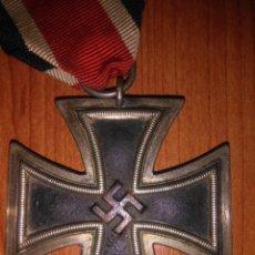Militaria: MEDALLA ALEMANA CRUZ DE HIERRO SEGUNDA CLASE 1939. Lote 245590830
