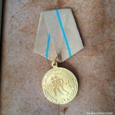 Militaria: MEDALLA. POR LA DEFENSA DE ODESSA.URSS.SOVETICO. Lote 245625500