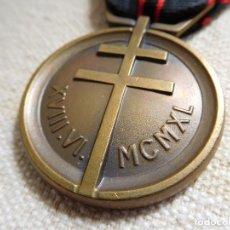 Militaria: FRANCIA. MEDALLA DE LA RESISTENCIA FRANCESA. Lote 246875590