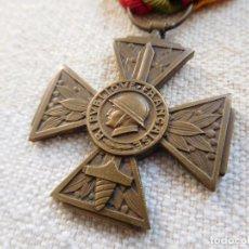 Militaria: FRANCIA. MEDALLA DE COMBATIENTE VOLUNTARIO 1939 1945 WW2. Lote 246921240