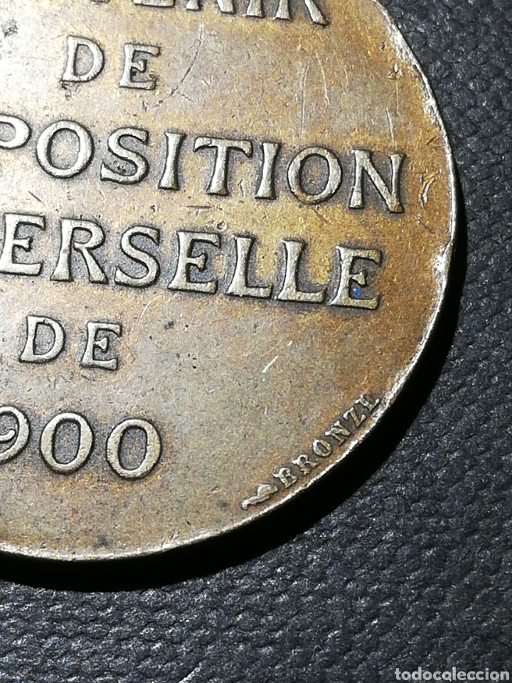 Militaria: Medalla Exposición Universal París 1900 - Foto 4 - 247000975