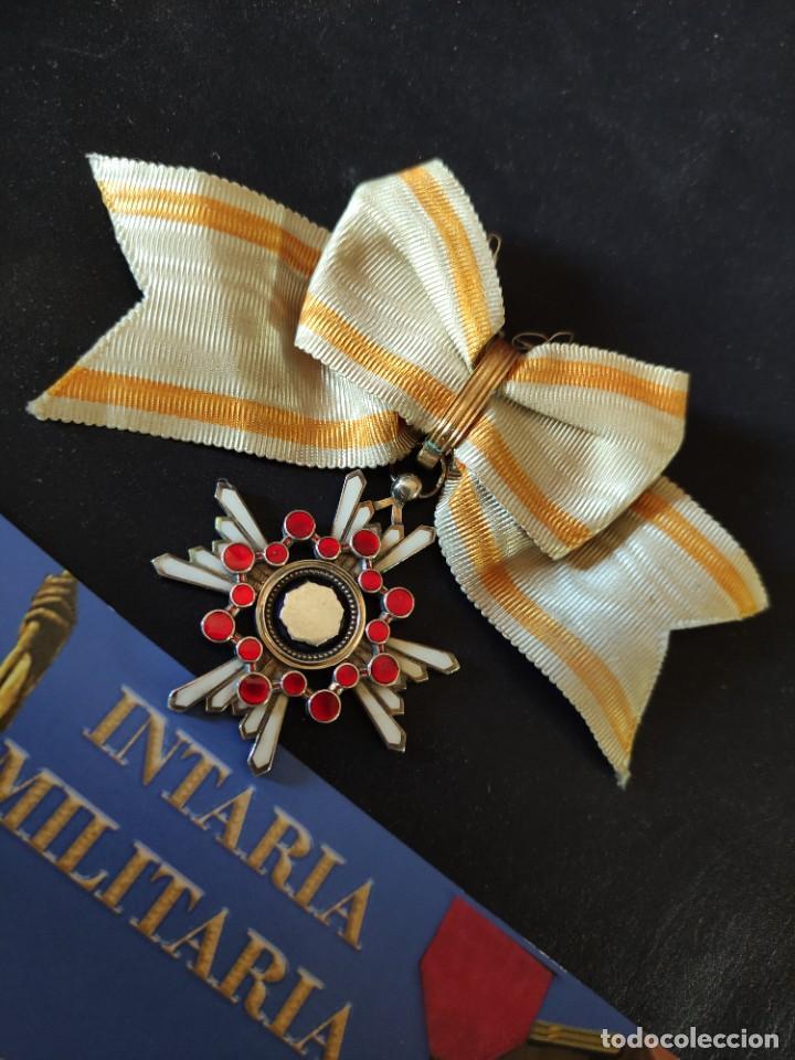 LAZO DE DAMA DE LA ORDEN DEL TESORO SAGRADO DE JAPÓN (Militar - Medallas Internacionales Originales)
