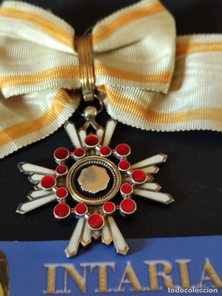 Militaria: Lazo de Dama de la orden del Tesoro Sagrado de Japón - Foto 2 - 249187520