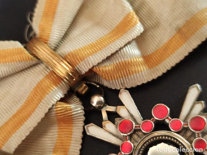 Militaria: Lazo de Dama de la orden del Tesoro Sagrado de Japón - Foto 3 - 249187520