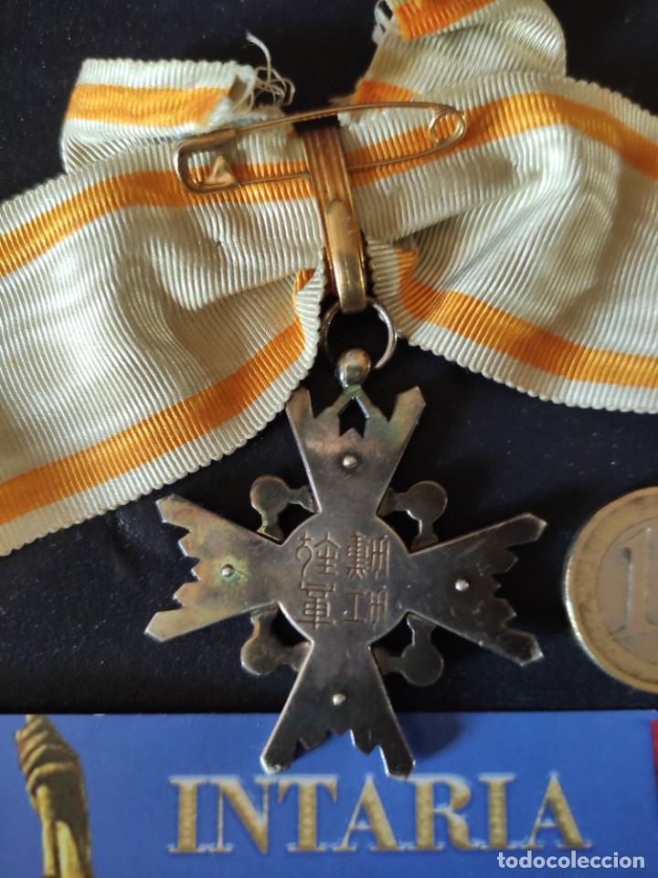 Militaria: Lazo de Dama de la orden del Tesoro Sagrado de Japón - Foto 5 - 249187520