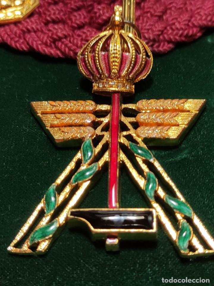Militaria: Orden de mérito al trabajo de Bélgica - Foto 4 - 249592870