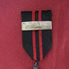 Militaria: MEDALLA FINLANDESA GUERRA DE INVIERNO CONTRA LA UNIÓN SOVIÉTICA 1939 1940 II SEGUNDA GUERRA MUNDIAL. Lote 250318510