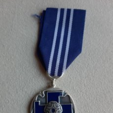Militaria: WWII. FINLANDIA. MEDALLA VETERANOS LOTTA SVARD. MUY RARA. Lote 242301290
