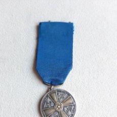 Militaria: WWII. FINLANDIA. MEDALLA ORDEN DE LA ROSA BLANCA. CATEGORÍA PLATA. Lote 242302805