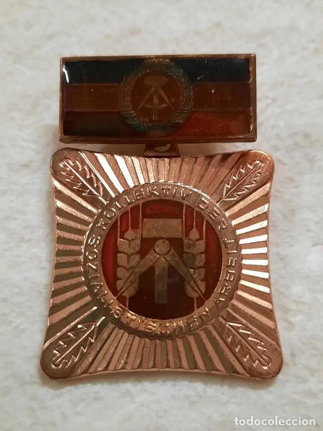 Militaria: 2 insignias o medallas alemanas - Foto 2 - 253440745