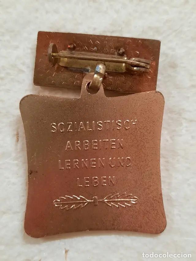 Militaria: 2 insignias o medallas alemanas - Foto 4 - 253440745