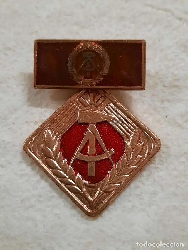 Militaria: 2 insignias o medallas alemanas - Foto 5 - 253440745