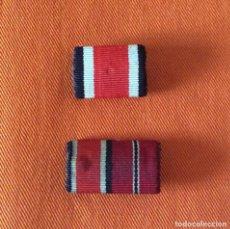 Militaria: 2 PASADORES DIARIO ALEMANIA II GUERRA MUNDIAL.. Lote 251326755