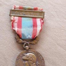 Militaria: FRANCIA. MEDALLA COLONIAL DE LA GUERRA DE ARGELIA. SIGLO XIX.. Lote 253916190