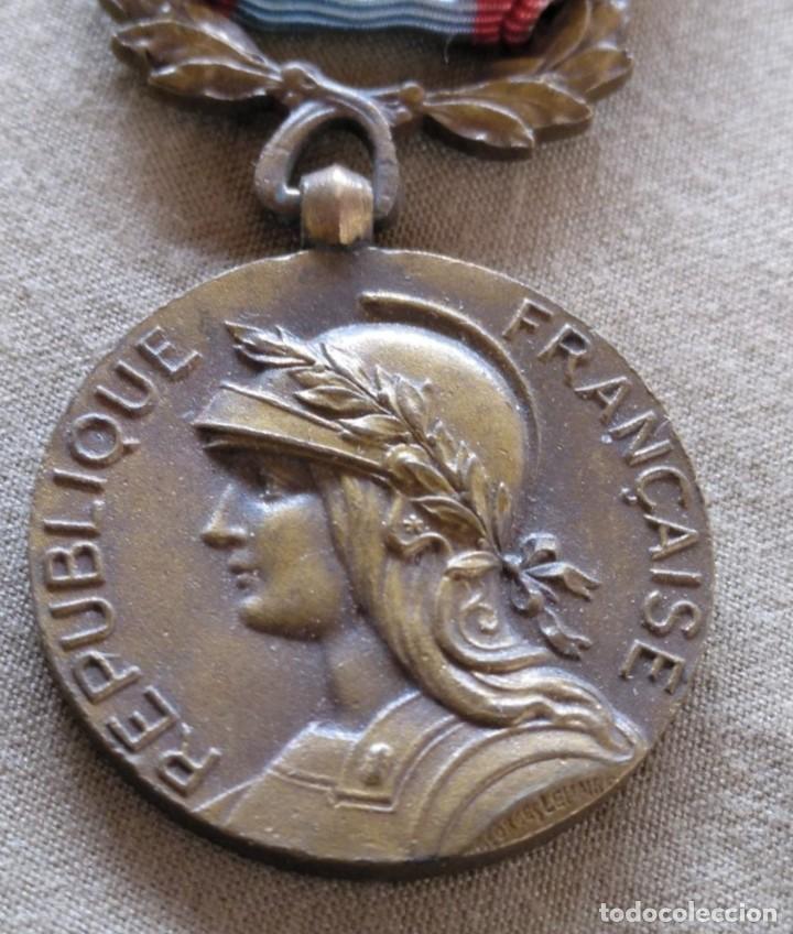 Militaria: FRANCIA. MEDALLA COLONIAL DE LA GUERRA DE ARGELIA. SIGLO XIX. - Foto 2 - 253916190