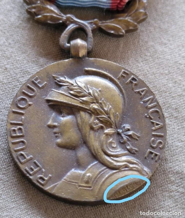 Militaria: FRANCIA. MEDALLA COLONIAL DE LA GUERRA DE ARGELIA. SIGLO XIX. - Foto 3 - 253916190