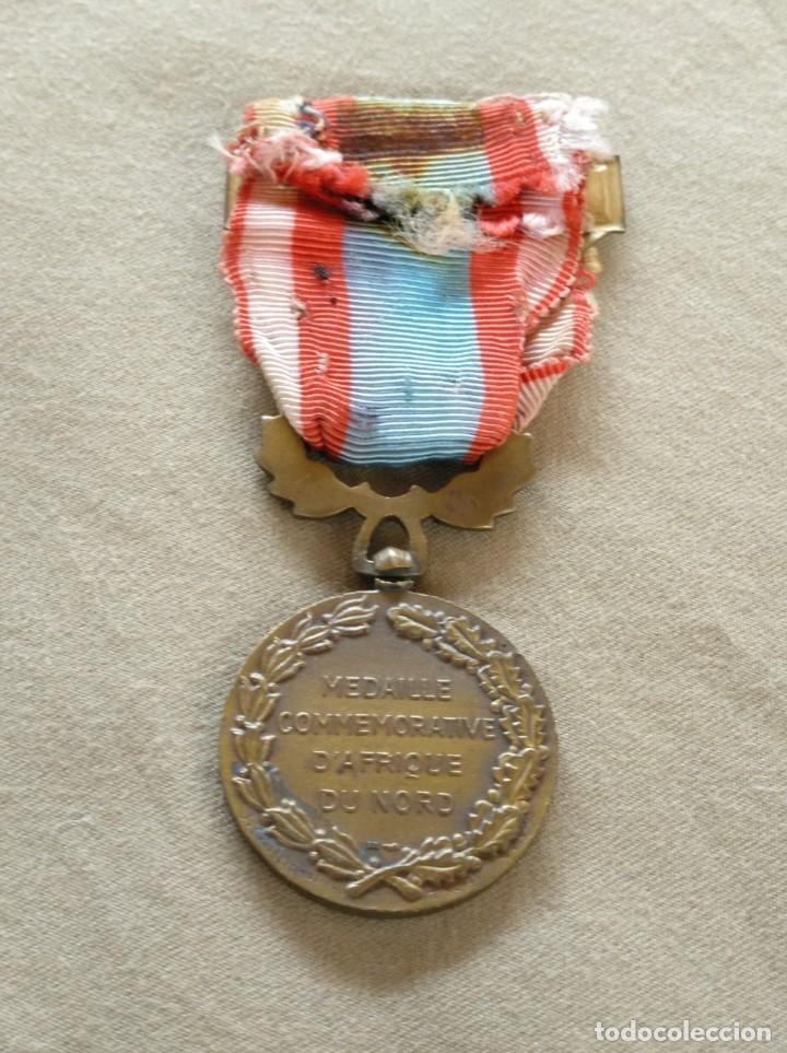 Militaria: FRANCIA. MEDALLA COLONIAL DE LA GUERRA DE ARGELIA. SIGLO XIX. - Foto 4 - 253916190