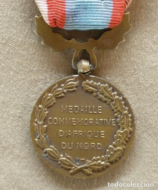 Militaria: FRANCIA. MEDALLA COLONIAL DE LA GUERRA DE ARGELIA. SIGLO XIX. - Foto 5 - 253916190