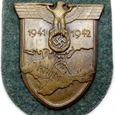Militaria: ESCUDO DE CRIMEA 1941/42. FLOCH.. Lote 254072700