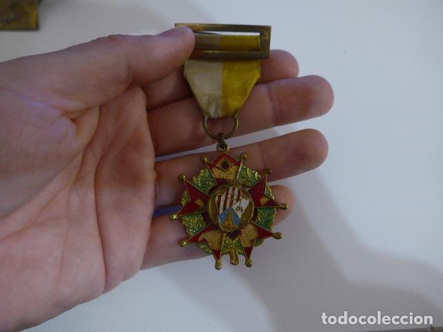 ANTIGUA MEDALLA ESPAÑOLA A IDENTIFICAR (Militar - Medallas Españolas Originales )
