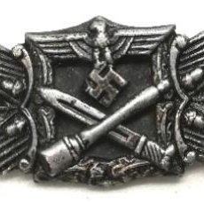 Militaria: BROCHE COMBATE CUERPO A CUERPO PLATA . ALEMANIA 1939/45.. Lote 254492215