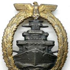 Militaria: MEDALLA DE LA FLOTA DE ALTA MAR. ALEMANIA 1939/45.. Lote 254493760