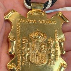 Militaria: MEDALLA ESPAÑOLA DE LA ASOCIACIÓN CIVIL DE INGENIEROS DE LA DEFENSA- COLÉGIO OFICIAL DE ARMAMENTO Y. Lote 255369500