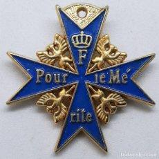 Militaria: POUR LE MERITE 1918.. Lote 255468070