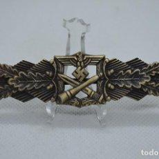 Militaria: WWII THE GERMAN BADGE CLOSE COMBAT CLASP. Lote 255475575