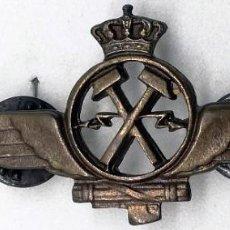 Militaria: ITALIA 1939-45. DISTINTIVO DE ESPECIALIDAD AÉREA.. Lote 255937745