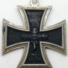 Militaria: ALEMANIA. CRUZ DE CABALLERO DE LA CRUZ DE HIERRO MODELO 1957.. Lote 257556795