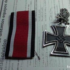 Militaria: CRUZ DE HIERRO SEGUNDA CLASE 1.939 - 1.813. REPRODUCCIÓN. Lote 257623055