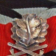 Militaria: HOJAS DE ROBLE Y ESPADAS PARA CRUZ DE CABALLERO DE 1939 (SOUVAL). Lote 257631025