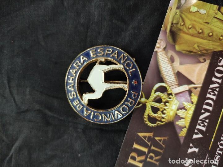 MEDALLA DE LA PROVINCIA DE SÁHARA ESPAÑOLA (Militar - Medallas Españolas Originales )
