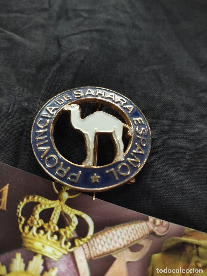 Militaria: Medalla de la provincia de Sáhara española - Foto 2 - 260821780
